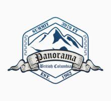 Panorama Ski Resort British Columbia Baby Tee