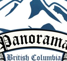 Panorama Ski Resort British Columbia Sticker