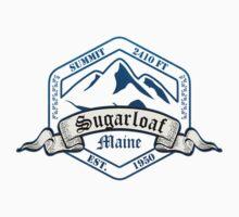 Sugarloaf Ski Resort Maine by CarbonClothing