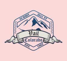 Vail Ski Resort Colorado One Piece - Short Sleeve