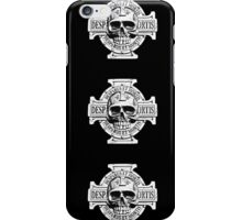 Warhammer 40k Chaos Marines Skull no. 4 iPhone Case/Skin