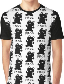 Valentine's Day Frog Graphic T-Shirt