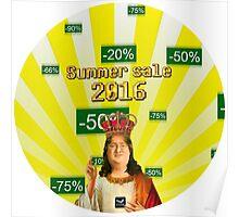 STEAM SUMMER SALE 2016 Poster