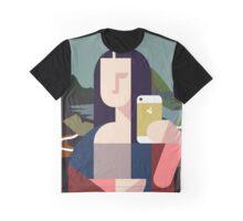 Modern Lisa Graphic T-Shirt
