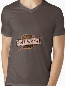 soft wash Mens V-Neck T-Shirt