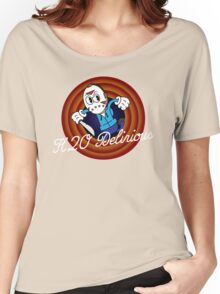 H2O Delirious 1930's Cartoon Character Women's Relaxed Fit T-Shirt