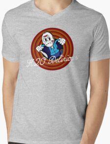 H2O Delirious 1930's Cartoon Character Mens V-Neck T-Shirt