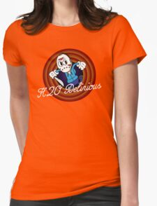 H2O Delirious 1930's Cartoon Character Womens Fitted T-Shirt