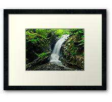 Campbell Falls Hidden Framed Print