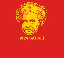 Viva Satire Mark Twain Shirt Unisex T-Shirt