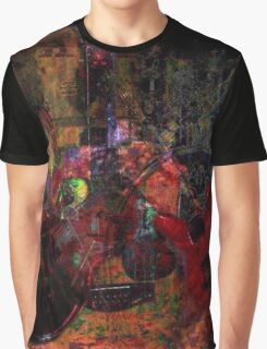 Rock Collage  Graphic T-Shirt