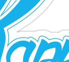 Kappa (Special K) Logo - Blue Sticker