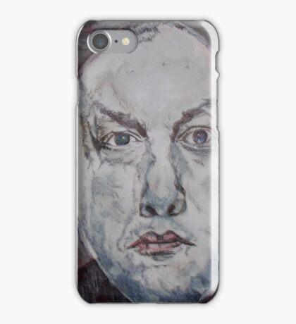Mr   Black  iPhone Case/Skin