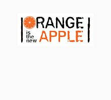 Orange is the new Apple Unisex T-Shirt