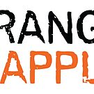 Orange is the new Apple by Rich Anderson