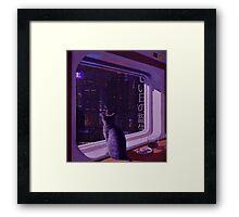 Vapormow Framed Print