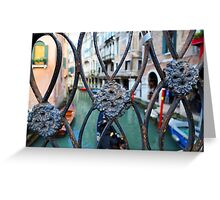 All About Italy. Venice 16 Greeting Card