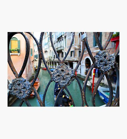 All About Italy. Venice 16 Photographic Print