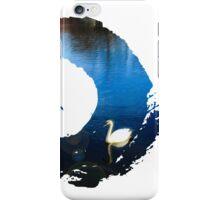 Chill Swan Lake iPhone Case/Skin
