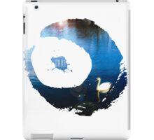 Chill Swan Lake iPad Case/Skin