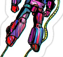 Fly Robot Sticker