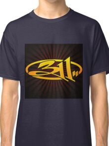 311 BAND BEST LOGO Classic T-Shirt