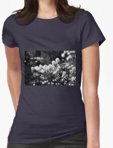 Branch Clouds  Womens Fitted T-Shirt