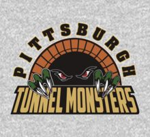 Pittsburgh Tunnel Monsters by AngryMongo