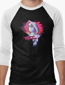 Spider-Gwen 80's Men's Baseball ¾ T-Shirt