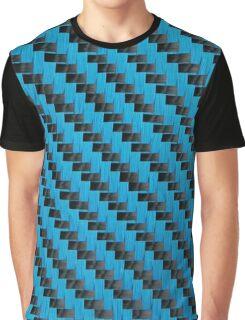 BLUE CARBON FIBER PRODUCTS Graphic T-Shirt
