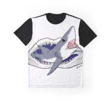 Mako Jaw Graphic T-Shirt