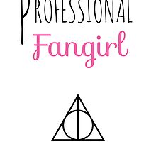 Professional Fangirl - Potterhead by pinkpunk83