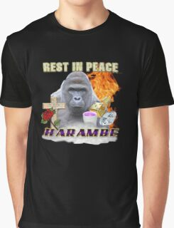 I FEEL LIKE HARAMBE  Graphic T-Shirt