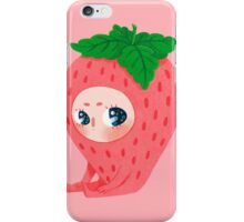 Strawbaby iPhone Case/Skin