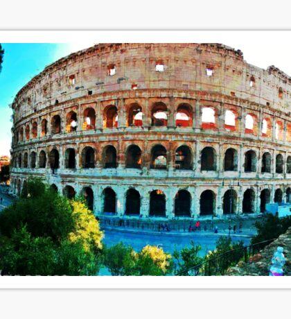 Il Colosseo  Sticker