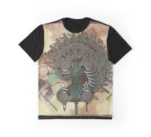 Hydranta- portrait of a mechanical girl Graphic T-Shirt