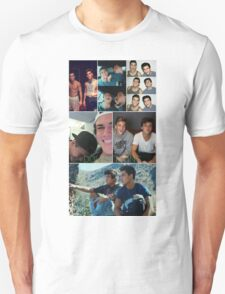 Dolan twins collage 3 Unisex T-Shirt