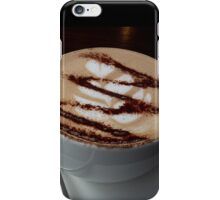 Latte Art iPhone Case/Skin
