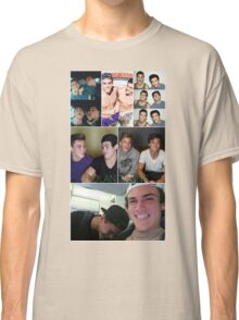 Dolan twins collage 4  Classic T-Shirt