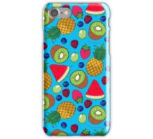 Tropical Fruit iPhone Case/Skin
