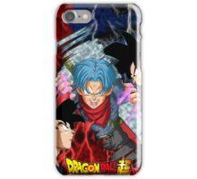 Dragon ball super iPhone Case/Skin