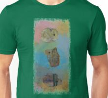 Three Little Hamsters Unisex T-Shirt