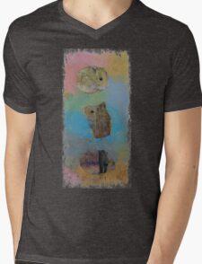 Three Little Hamsters Mens V-Neck T-Shirt