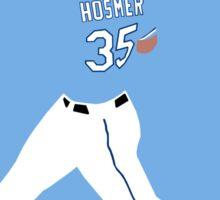Eric Hosmer Swing Art Sticker