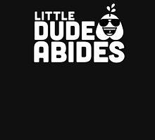 Little Dude Abides Unisex T-Shirt