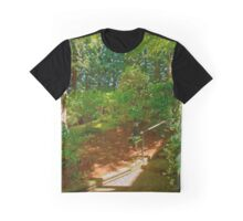 Up from Home, Spring, Vancouver BC Graphic T-Shirt