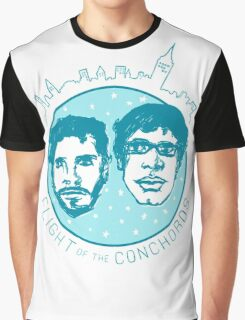 Flight of the Conchords Graphic T-Shirt