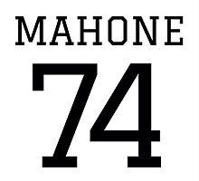 Mahone 74 by brileybieber