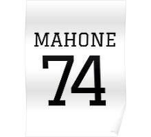 Mahone 74 Poster