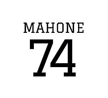 Mahone 74 Photographic Print